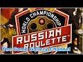 【ボードゲーム レビュー】「ワールドチャンピオンシップ ロシアンルーレット」- ロシアンルーレットの世界大会?!