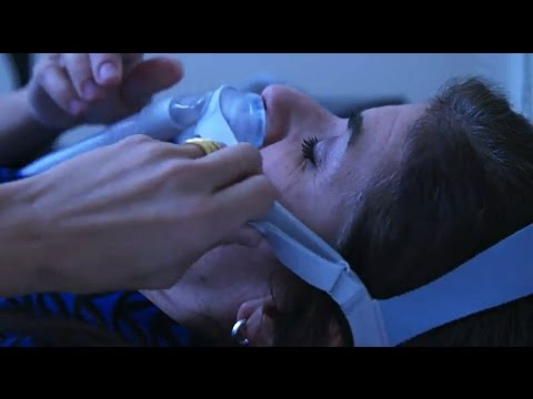 3 Tips for Sleeping With a CPAP