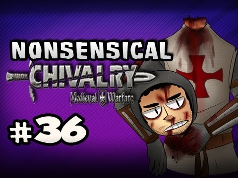 EPIC FACE OFF - Nonsensical Chivalry: Medieval Warfare w/Nova & Kootra Ep.36 |