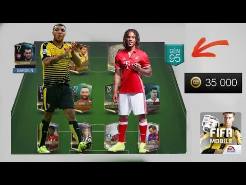 fifa mobile une quipe cheat e pas ch re youtube. Black Bedroom Furniture Sets. Home Design Ideas
