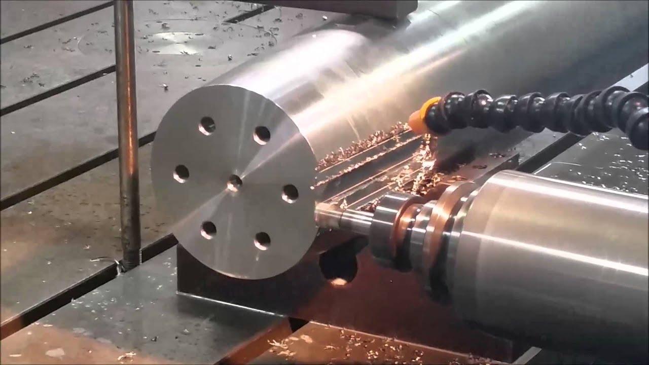 CNC Machining - 4140 steel - Mining Australia