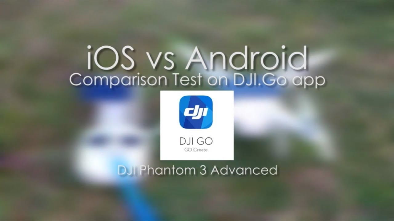 Better for Spark: Android vs IOS Discussion | DJI Spark