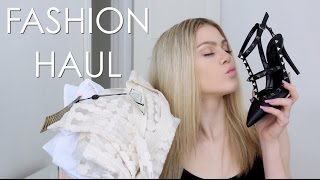 Designer Fashion Haul | By Malene Birger, Valentino, Birkenstock Etc.