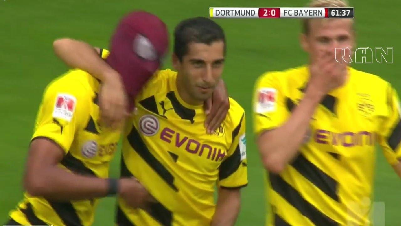 Download Borussia Dortmund vs Bayern München 2-0 All Goals & Highlights HD SUPERCUP 2014