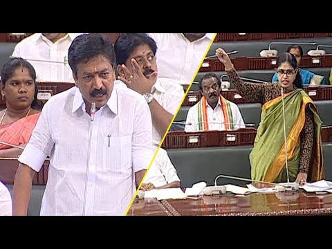 MLA Vijayadharani Speech at Tamil Nadu Assembly today 5/06/2018|P   Dhanapal, mk stalin |STV by STV News 24/7