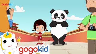 In China(2020)| Kids Song| Nursery Rhymes| iLab Studio| Songs for Children