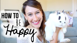 How to Make Yourself Happy! | itsLyndsayRae Thumbnail