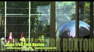 Lime Tree Park Buxton - Camping and Caravan Site Buxton UK