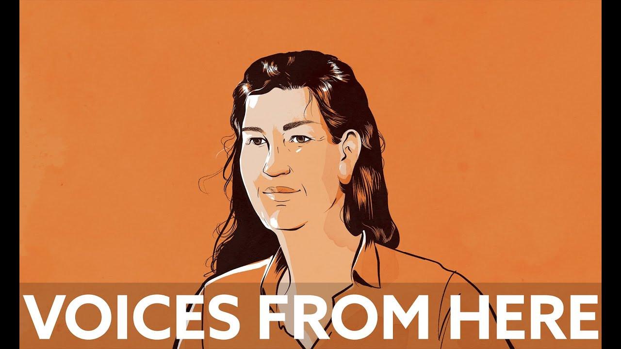 Voices From Here: Lori Campbell