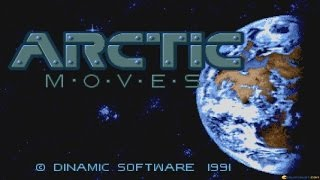 Arctic Moves gameplay (PC Game, 1995)