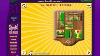 I Wanna Win Level 25... Sliding Puzzle 3 Star