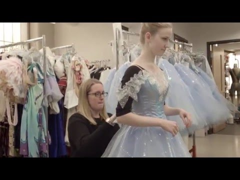 Behind The Scenes - The Nutcracker Costume Shop