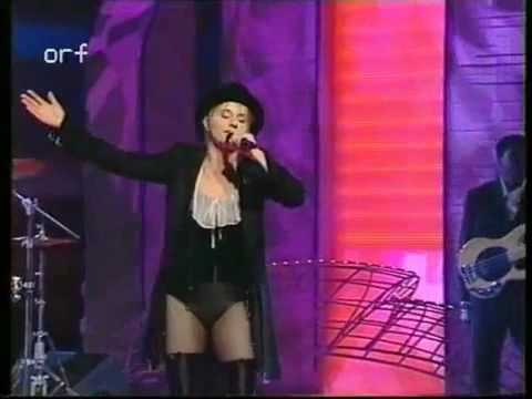 Nina Morato Je Suis Un Vrai Garcon (Lyrics + English Translation) [France Eurovision 1994]