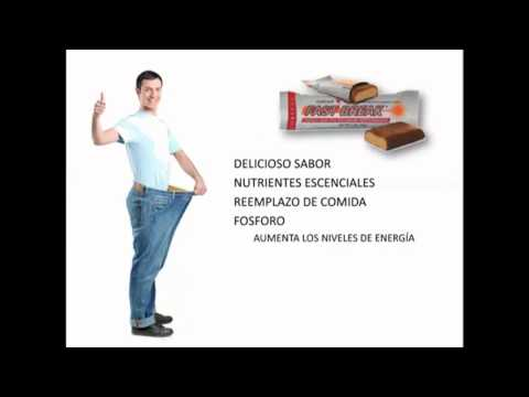 Forever Fast Break Energy Bar en Español