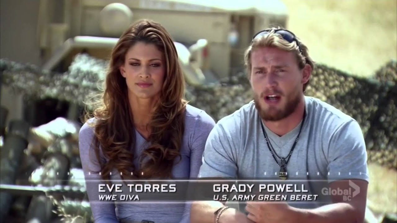 Eve torres dating green beret