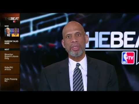 Kareem discusses Kobe, Wilt Chamberlain