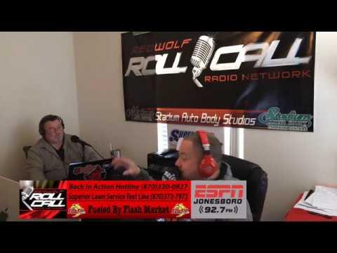 Friday's RWRC Radio W/JC & Uncle Walls 3.30.18