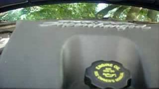 1998 Buick Riviera broken subframe