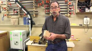 The Down To Earth Woodworker: Mobile Sanding Center Part 5a - Box Joint Drawers