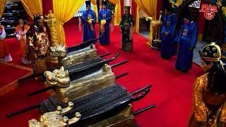 Hoàng Thượng Ban Đao Trảm Cho Bao Công |  Thất Hiệp Ngũ Nghĩa
