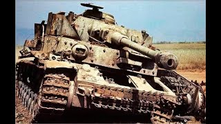 Немецкие танки времен второй мировой войны