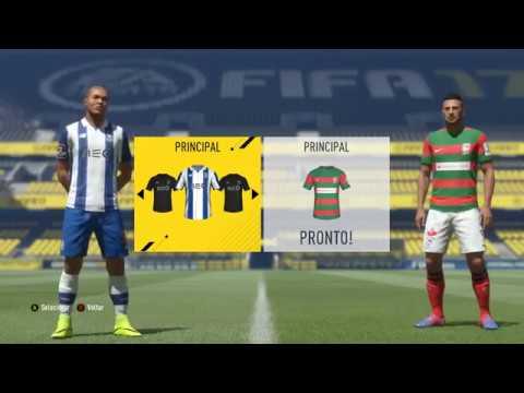 FIFA 17 | Final da Taça de Portugal | CS Marítimo