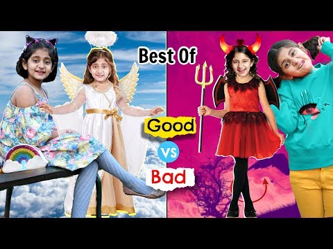 Best Of GOOD Kid VS BAD Kid | MyMissAnand