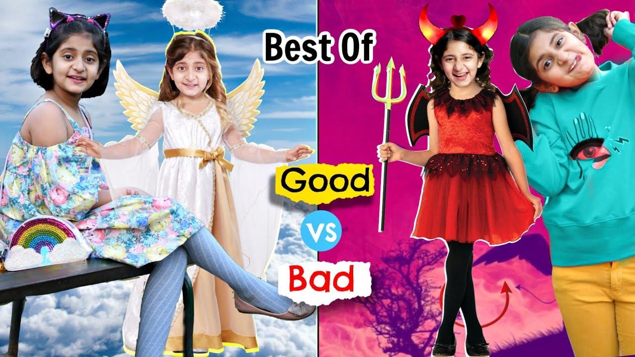Download Best of GOOD Kid VS BAD Kid | MyMissAnand