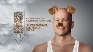 "Серебро PromaxBDA Global Excellence Awards 2018. Проморолик к фильму ""Крепкий орешек""."