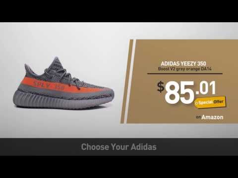 d173898d38a9a Adidas Yeezy Collection Best Sellers On Amazon - YouTube