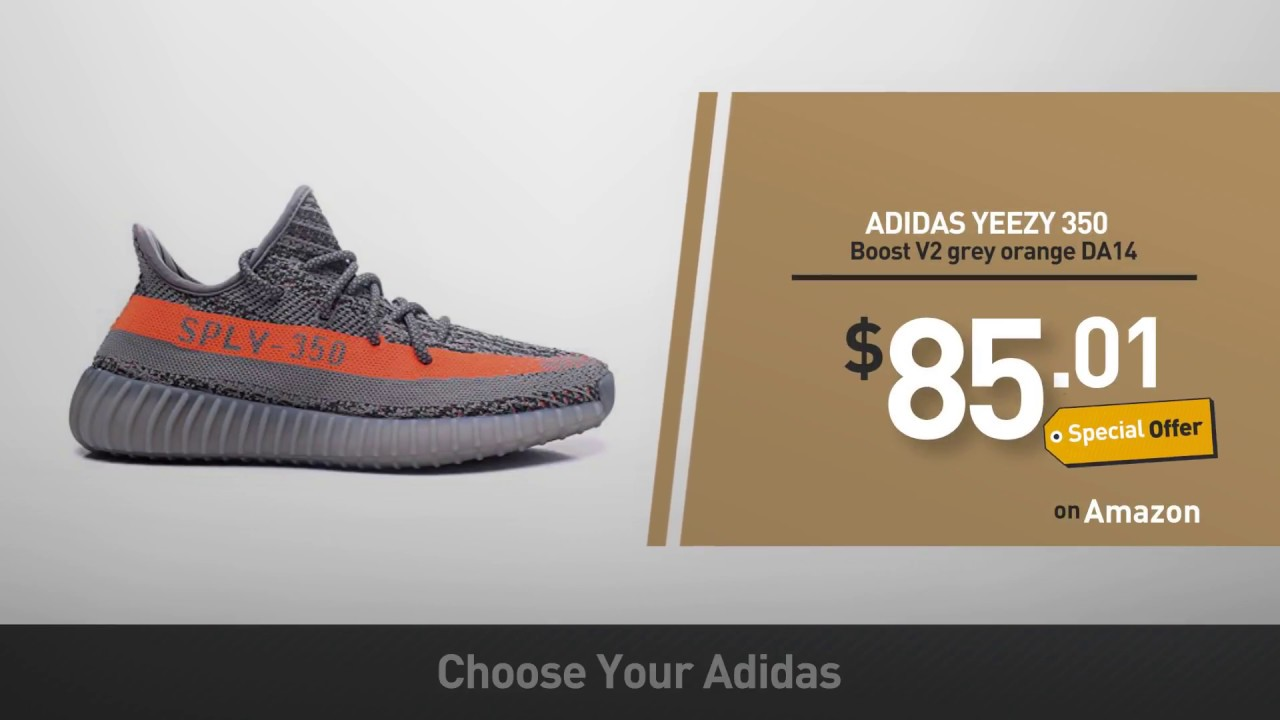 ffeb8d26f Adidas Yeezy Collection Best Sellers On Amazon - YouTube