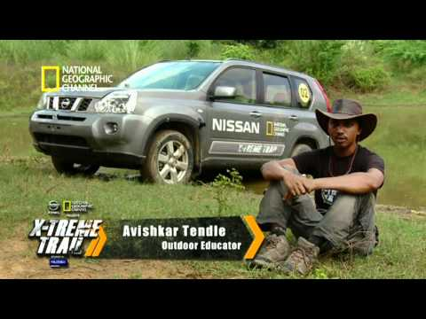Nissan X-Trail and National Geographic Channel Off Road Event