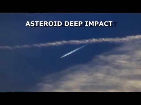 Asteroid 2012 TC4 Deep Impact? October 12, 2017 - YouTube