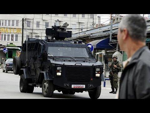 Македония: перестрелка в Куманово