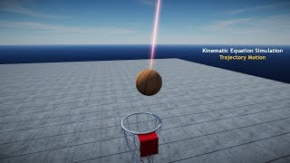 Kinematic Equation-Trajectory Motion In Unity Game Engine ( Game Physics)