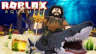 DER NEUE AQUAMAN MOVIE IN ROBLOX   Roblox - Aquaman: Zuhause ruft