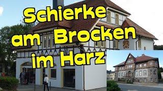 Schierke/Harz am Brocken-romantischer Harzort-ideal f. Brockenwanderungen *Sachsen-Anhalt