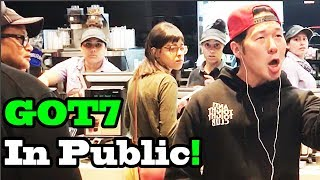 GOT7 - Look - DANCING KPOP IN PUBLIC!!