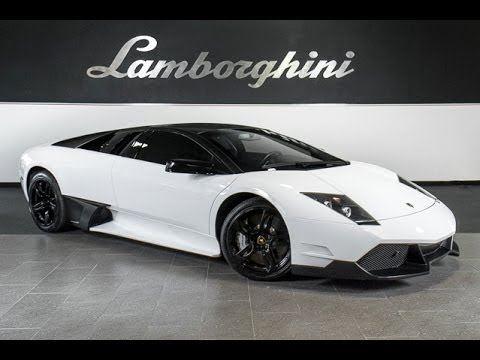 Carfax Free Report >> 2008 Lamborghini Murcielago LP640 Bianco Isis with Black ...