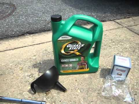 2010 chevy cobalt oil type