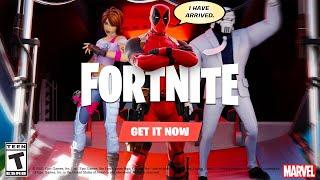 Fortnite Deadpool™ | Official Trailer [HD]