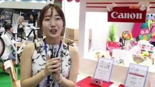 [코엑스 유교전 영상] 캐논, 우리 아이 위한 '캐논 …