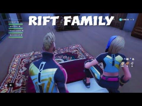 Fortnite Roleplay The Rift Family