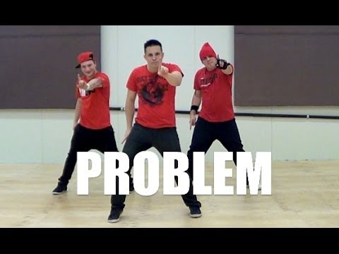 PROBLEM  Ariana Grande Dance Choreography  Jayden Rodrigues NeWest