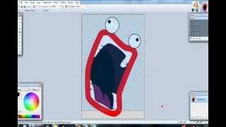Dbz: How to make Dbz Shoop-Da-Whoops