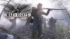 Ein Deutscher im Amerikanischen Bürgerkrieg ★ WAR OF RIGHTS ★ Let´s Play