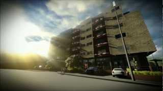 EDIFICIO TORRE PIAMONTE (HD)