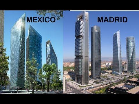 REFORMA (CDMX) VS PASEO DE LA CASTELLANA (MADRID)
