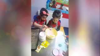 5 yaş sınıfı Mutfak etkinliği/Tuzlu kurabiyeler