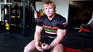 Эталон классического бодибилдинга- Александр Кущук, чемпион Европы